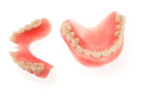 Parcijalna i totalna zubna proteza